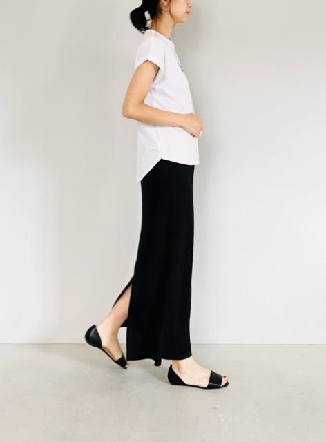 SELECT(セレクト)  サーマル マキシスカート
