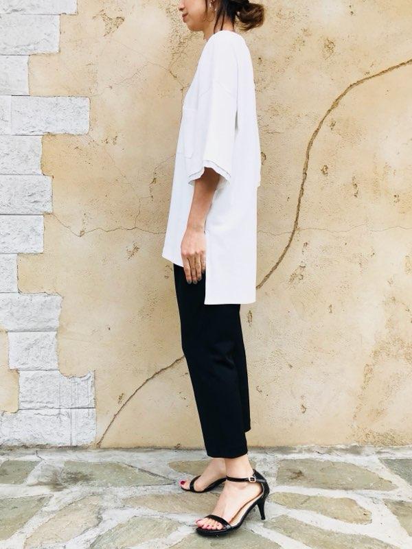 PASIONE(パシオーネ)  Tシャツ ワンピース