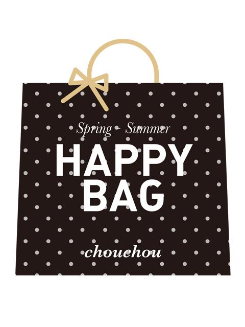 WEB限定☆2017年Spring&Summer Happy Bag