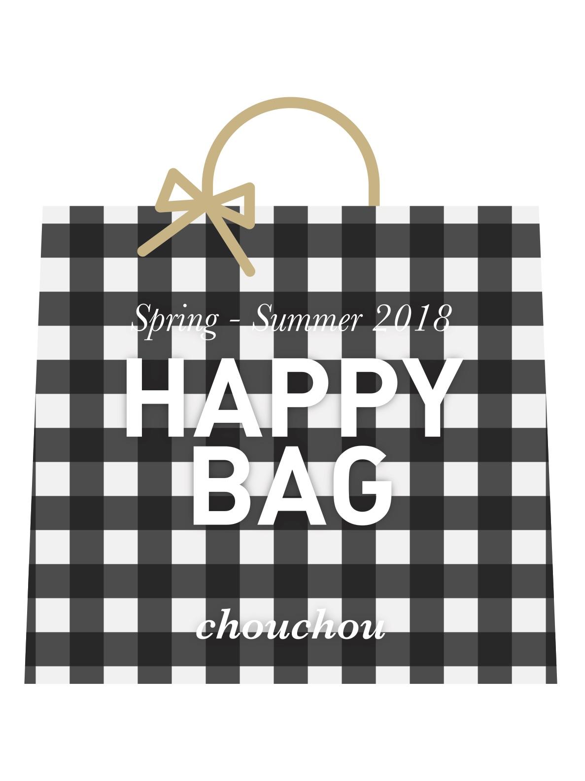 WEB限定☆2018年Spring&Summer Happy Bag