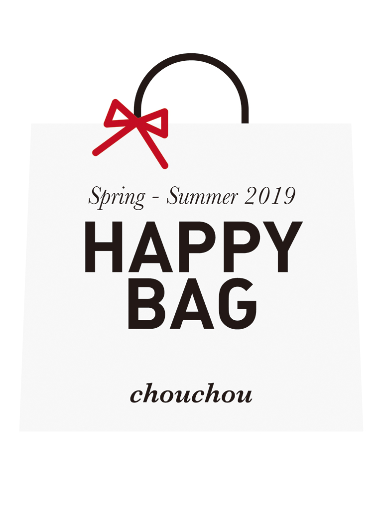WEB限定☆2019年Spring&Summer Happy Bag