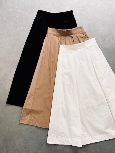SELECT(セレクト) 2タックフレアースカート