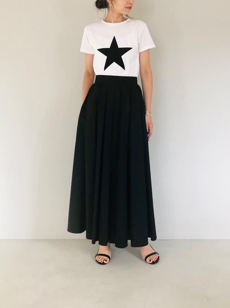 SELECT(セレクト)  onestarフロッキーTシャツ(made in JAPAN)