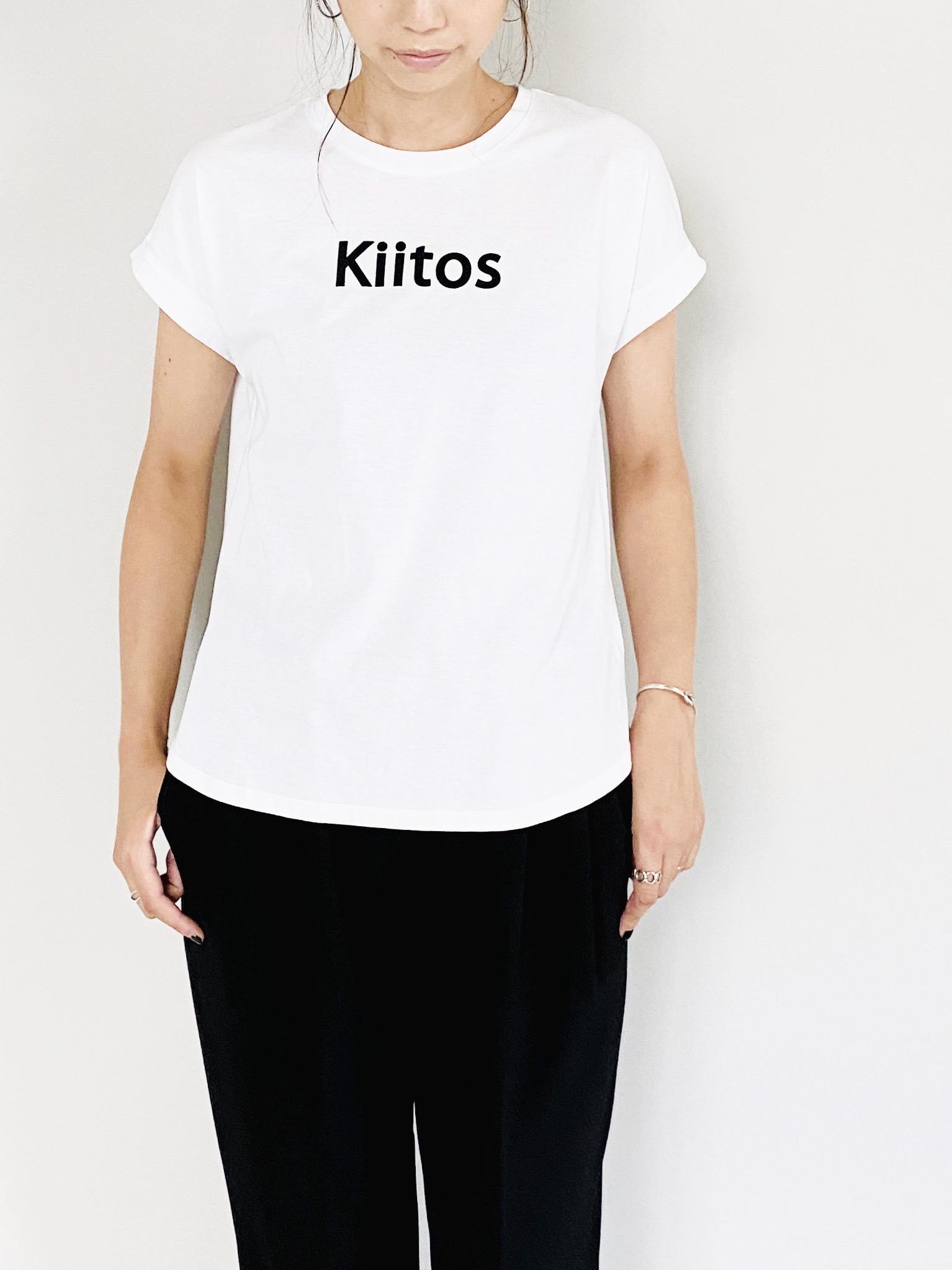 SELECT(セレクト)  Kiitos ロールアップT-SHIRT