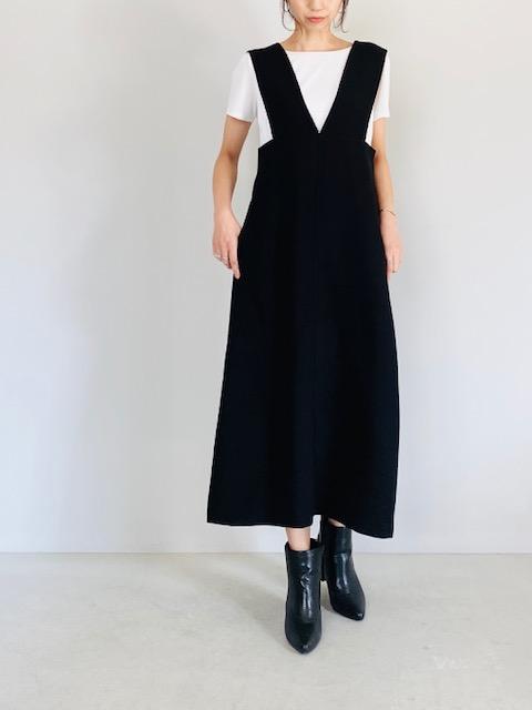 SELECT(セレクト)  フレアサロペットスカート